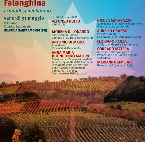 """Welcome to Sannio Falanghina"""